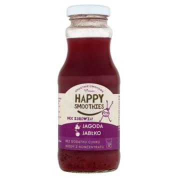 Happy Fruits Junior Smoothie – Fimaro. Zawiera mnóstwo witamin, a do tego ma owocowy aromat.