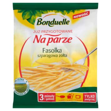 Fasolka szparagowa żółta - Bonduelle - pyszny i zdrowy dodatek do wielu potraw.