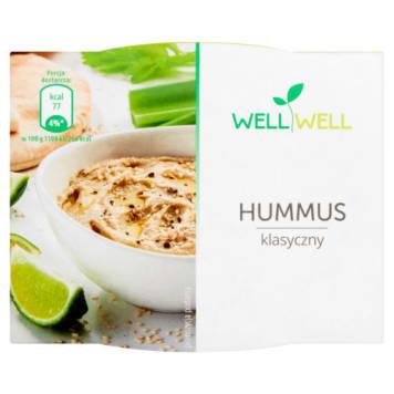 Hummus klasyczny - do dipów i chleba pita