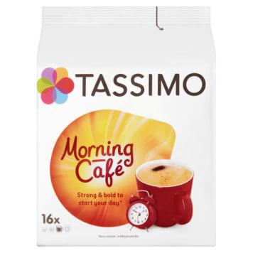Kawa w kapsułkach - Tassimo Morning Cafe