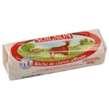 Roladka kozia pleśniowa Sainte Maure - Merci Chef! Doskonała przekąska na każdą okazję.