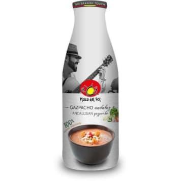 PLAZA DEL SOL Gazpacho Andaluz 750ml