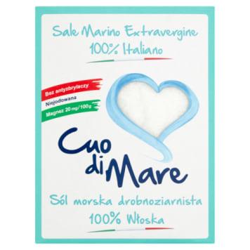 Sól morska drobnomielona - Cour Di Mare