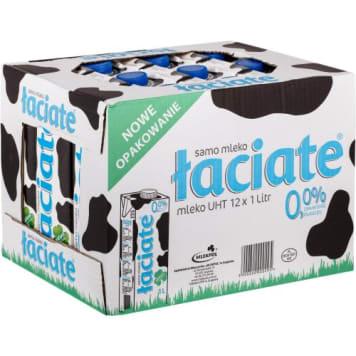 ŁACIATE Mleko UHT 0,0% 12l