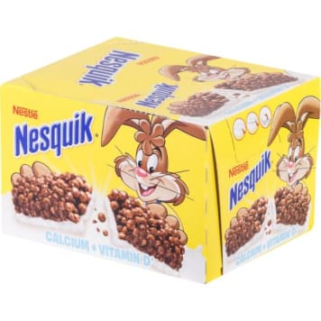 Baton zbożowy - Nestle Nesquick
