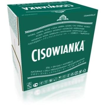 CISOWIANKA Classique Naturalna woda mineralna niegazowana - szkło 8.4l