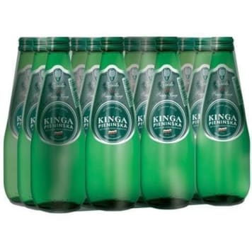 KINGA PIENIŃSKA Naturalna woda mineralna niegazowana 3.96l