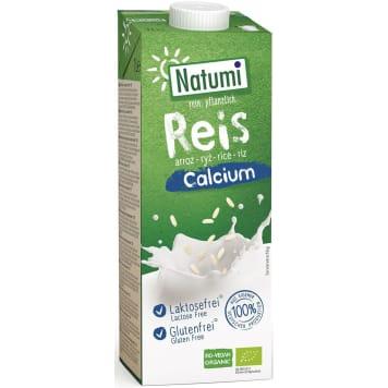Napój Ryżowy z Wapniem BIO - Natumi