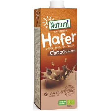 Napój owsiano-czekoladowy z wapniem - Natumi jest produktem bardzo pysznym i zdrowym.