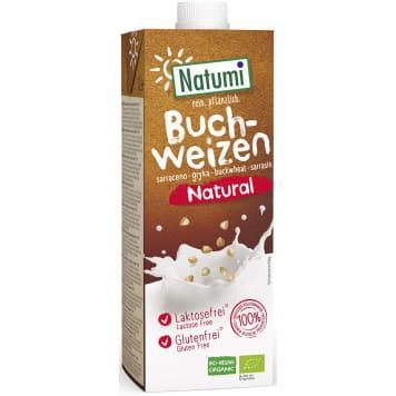 Napój Gryczany - Natumi. Niezapomniany i zdrowy smak.