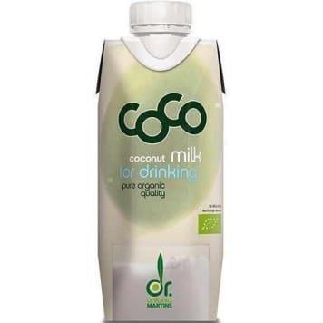 DR.MARTINS COCO COCO Napój kokosowy BIO 330ml