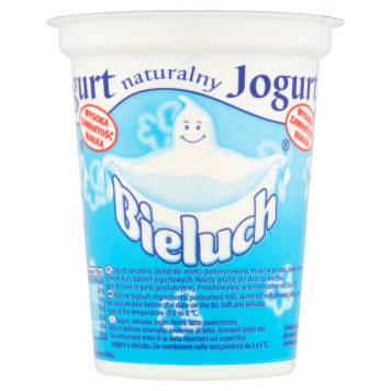 Jogurt Naturalny - Bieluch cechuje się wysoką jakością oraz szlachetnym i delikatnym smakiem.