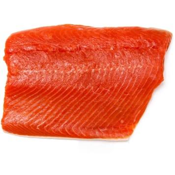 FRISCO FISH Łosoś czerwony z Alaski Sockeye filet ze skórą (200-300g) 250g