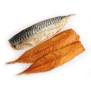 FRISCO FISH Makrela kipers wędzona (200g-300g) 250g