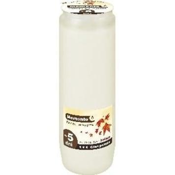 BOLSIUS Memento Wkład olejowy do zniczy - czas palenia 120 godzin 1szt
