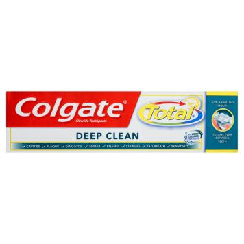 COLGATE Total Pasta do zębów Zaawansowane Czyszczenie 75ml