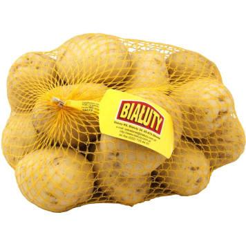 BIAŁUTY Ziemniaki siatka 2kg