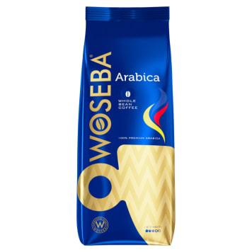 Kawa palona ziarnista - Woseba