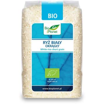 Ryż biały okrągły 500g - Bio Planet