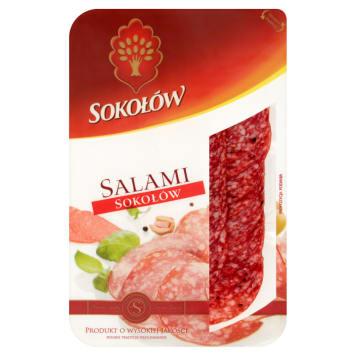 Salami - Sokołów. Najwyższa jakość, wyrazisty smak.