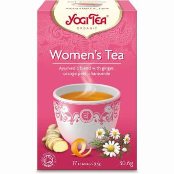YOGI TEA Herbata dla kobiet 17 torebek BIO 30g
