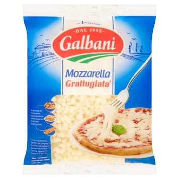 Ser włoski Mozzarella - Galbani