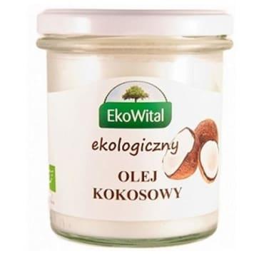 Olej kokosowy rafinowany, ekologiczny - EkoWital