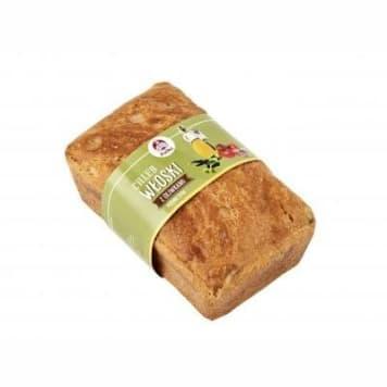 Chleb włoski z oliwkami - Putka. Smaczne i oryginalne kanapki.