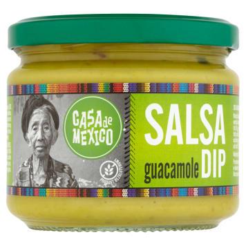 CASA DE MEXICO Dip guacamole (salsa) 300g