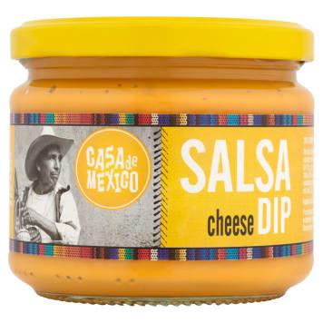 CASA DE MEXICO Dip serowy (salsa) 300g