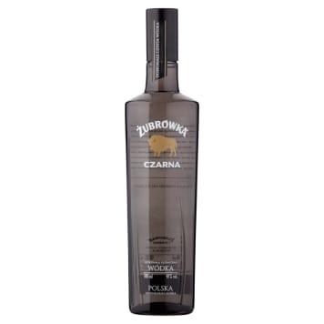 ŻUBRÓWKA Czarna wódka 500ml