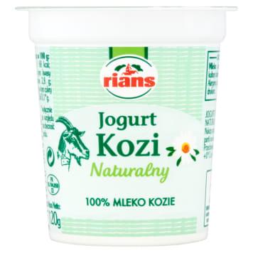 Naturalny jogurt kozi - Rians
