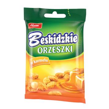 BESKIDZKIE Orzeszki w karmelu 100g