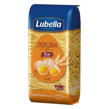 LUBELLA Jajeczna Makaron nitki 5 jaj 250g