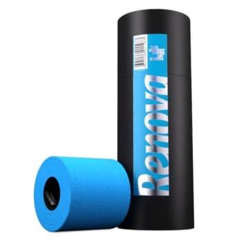 RENOVA Papier toaletowy Niebieski 3 rolki (tuba) 1szt