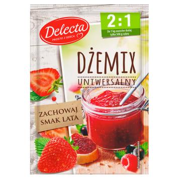 Delecta - Dżemix uniwersalny 2:1. Niezastąpiony podczas przygotowywania przetworów.