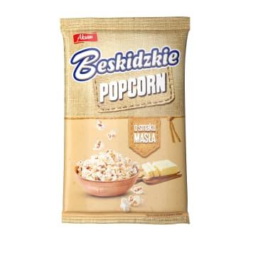 BESKIDZKIE Popcorn o smaku masła 90g