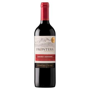 Wytrawne wino czerwone Frontera Cabernet Sauvignon, dla koneserów smaku.