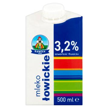Mleko UHT 3,2% 500ml - OSM Łowicz