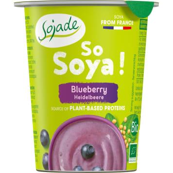 Jogurt sojowy jagodowy - Sojade