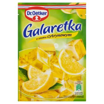Galaretka cytrynowa - Dr. Oetker
