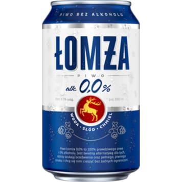 ŁOMŻA Piwo bezalkoholowe (6x330ml) 1.98l