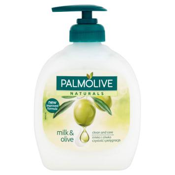 Palmolive – Naturals mydło w płynie Mleczko Oliwkowe -