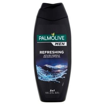 Żel pod prysznic – Palmolive sprawi, że będziesz orzeźwiony, a skóra nawilżona po każdym prysznicu.