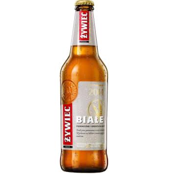 Piwo - Żywiec Białe. Warzone jest od połowy XIX wieku w Żywcu.