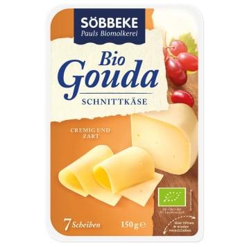 Ser Gouda w plastrach 150g - Sobbeke. Ceniony gatunek.