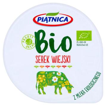 PIĄTNICA Serek wiejski BIO 200ml