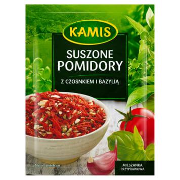 KAMIS Mieszanka przyprawowa suszone pomidory z czosnkiem i bazylią 15g