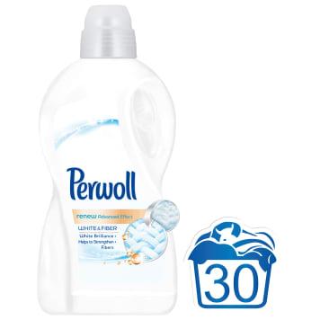 PERWOLL renew Advanced Effect Płyn do prania tkanin białych 1.8l