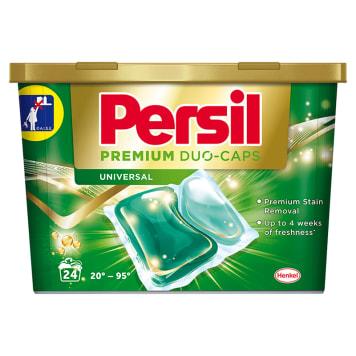 PERSIL Duo-Caps Universal Kapsułki do prania tkanin białych 24 szt. 1szt